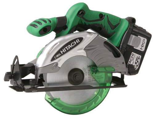 Hitachi C18DL 18 volt Li-Ion Circular Saw Kit (Discontinued by Manufacturer)