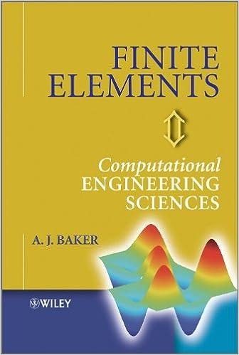 Finite Elements: Computational Engineering Sciences