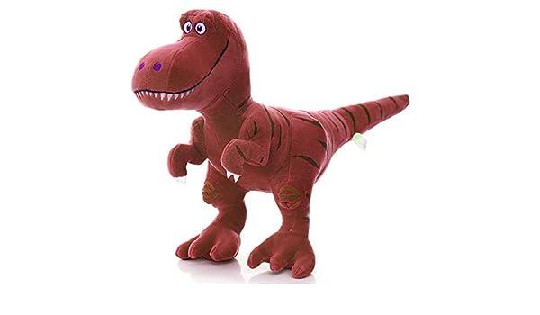 Juguete De Dinosaurio De Peluche Ragdoll Día Del Niño Enviar Boy Cute Doll Red 28X40: Amazon.es: Amazon.es
