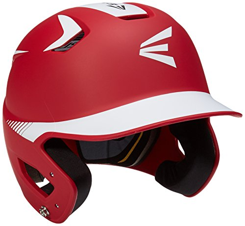 Easton Senior Z5 Grip 2Tone Batters Helmet, (Natural Grip Batting Helmet)
