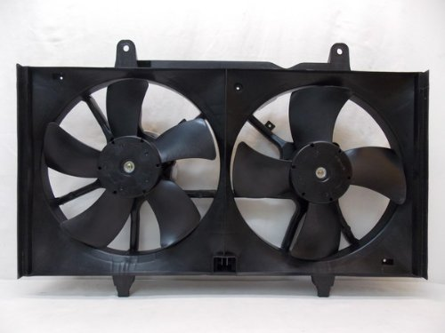 05 altima radiator fan motor - 3