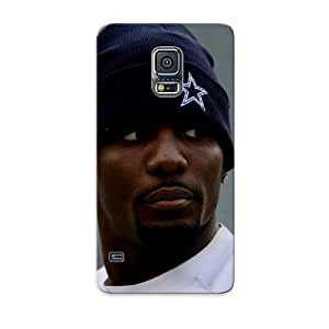New Design Shatterproof Zomxxp-1512-brrobdh Case For Galaxy S5 (dallas Cowboys Dez Bryant) For Lovers