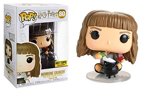 Funko Pop! Harry Potter #80 Hermione Granger with Cauldron (Hot Topic Exclus