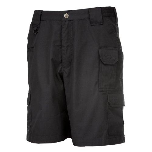 5.11 Tactical #73287L Men's Taclite Shorts (Black, 46)