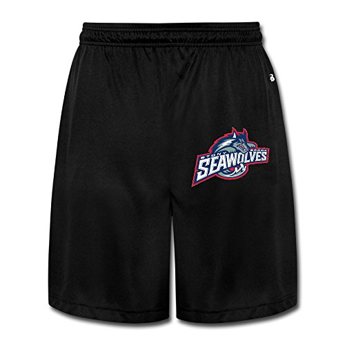 Stony Brook University Short Mens Shorts - Wiki Ray Man
