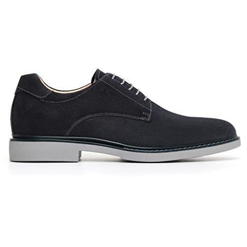 Nero Giardini Herren Niedrige Sneaker Blau