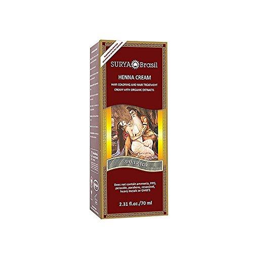 Surya Henna Silver Fox Cream 2.31 Ounces