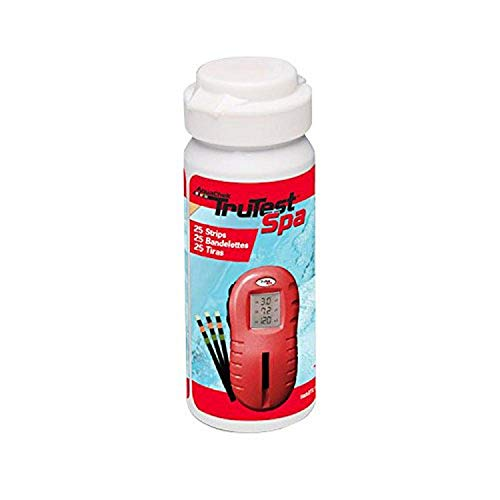 AquaChek 522255 TruTest Spa Digital Test Strip Reader Refill Strips - 50 Count