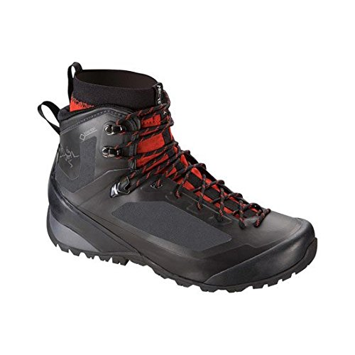 Arc'teryx Bora2 Mid Hiking Boot - Men's Black/Cajun 11.5