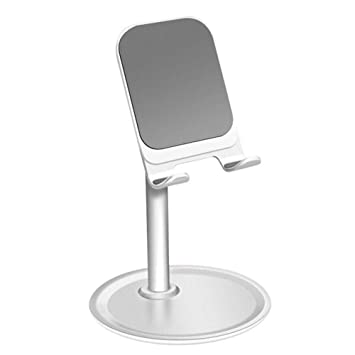 HOWNY Teléfono de Aluminio Mesa de Escritorio Universal Soporte de ...