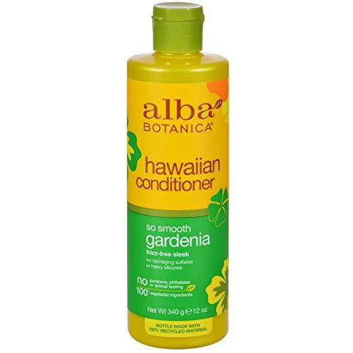 (Alba Botanica Hawaiian Hair Conditioner Gardenia Hydrating - 12 fl oz)