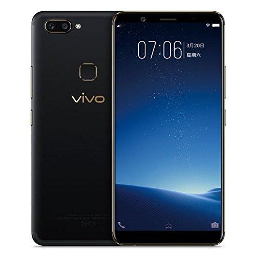 Full screen VIVO X20 Black Gold Snapdragon Octa Core 4GB RAM 128GB ROM 6.01