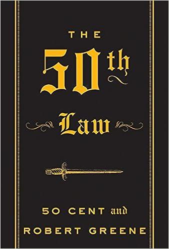 Amazon com: The 50th Law (9780061774607): 50 Cent, Robert