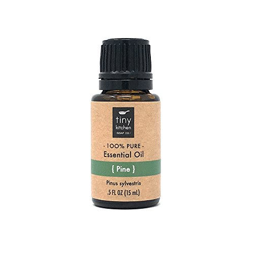Pure Pine Essential Oil - Pinus sylvestris (15 mL / .5 fl oz)