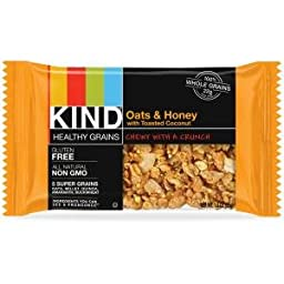 Kind 18080 Healthy Grains Bar44; Oats & Honey With Toasted Coconut44; 1.2 oz.