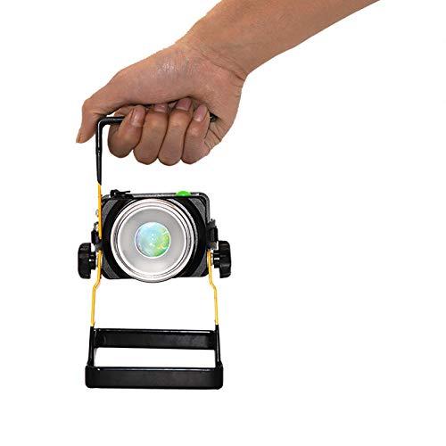 TYXZLF LED Fishing Light Glare high Power Dual Light Source Night Fishing Light for Camping Fishing Sports by TYXZLF (Image #2)