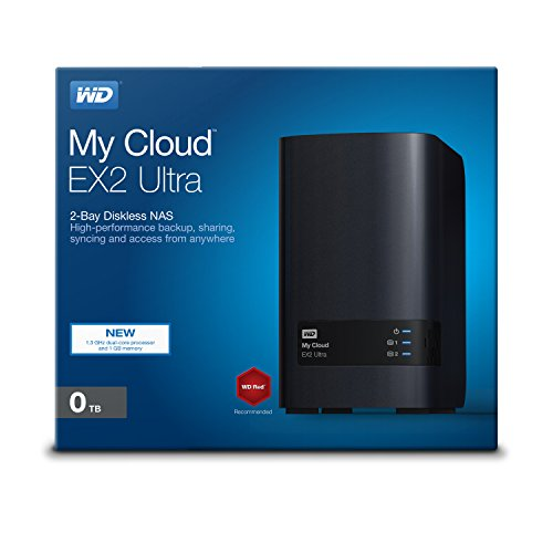 Backing up itunes on wd ex2 ultra