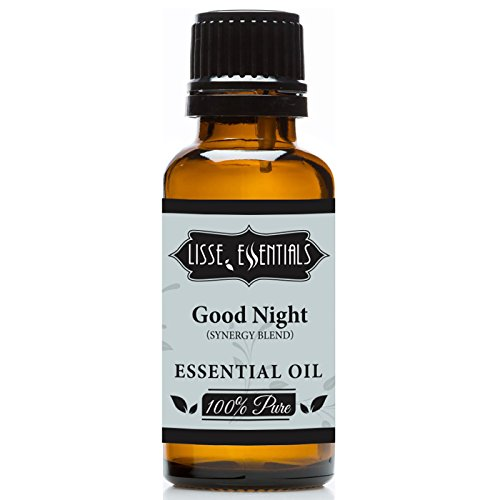 Good Night Synergy Blend Essential Oil 100% Pure Therapeutic Grade, 30 ml