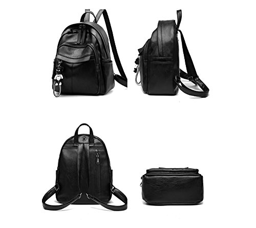 à Sac les Mme Black soft sac match dos fashion skin MSZYZ à tous loisirs dos simple bag Hd17WTx