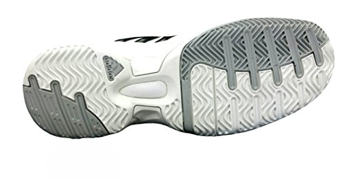 Adidas Bercuda 2.0 Vrouwen Tennis Schoenen Wit