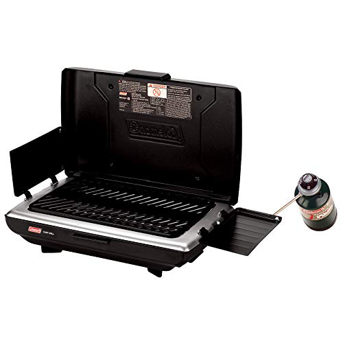 Coleman Camp Propane Grill (Renewed)