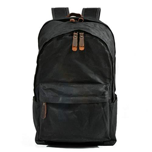 Vintage Backpack Leggero Canvas Lightweight l'escursionismo per Jakiload ESdxq0Aw0