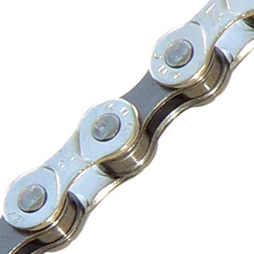 """KMC Z50--Z7 18-21 SPEED 1//2/"""" x 3//32/""""  BICYCLE CHAIN"""