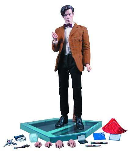 [Doctor Who: 11th Doctor 1:6 Scale Collector Figure] (Amy Pond Costume)