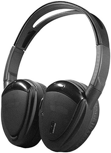 (Farenheit HP-11S Swivel Ear Pad Single Channel Infrared Wireless Headphones)