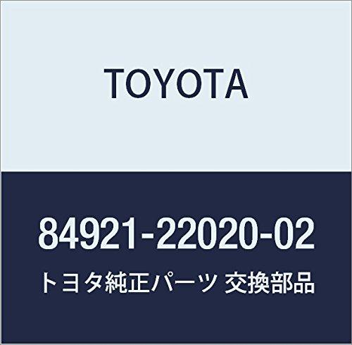 Toyota 84921-22020-02 Power Seat Switch Knob