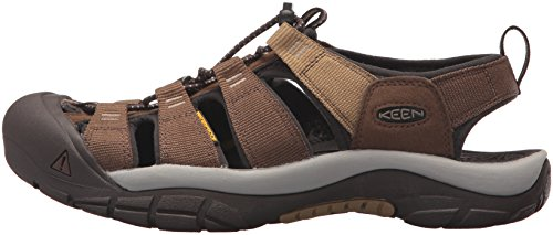 Pictures of KEEN Men's Newport Hydro-M Sandal Steel Grey/Paloma 5