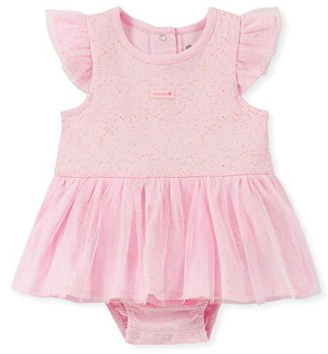 absorba Baby Girls Fashion Bodysuit, Pink 12M