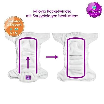 Funky Monkey Milovia Microfleece Pocketwindel One Size