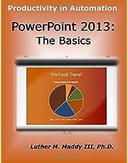 PowerPoint 2013: The Basics