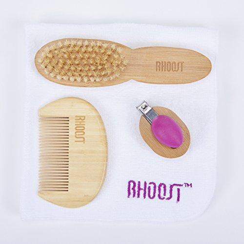 Rhoost Baby Grooming Kit Washcloth product image