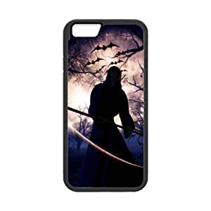 """EZCASE Grim Reaper Phone Case For iPhone 6 (4.7"""") [Pattern-2]"""