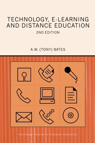 Technology, e-learning and Distance Education (Routledge Studies in Distance Education)