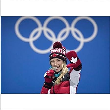 2616a0bac68 PyeongChang 2018 HBC Hudson s Bay Company CANADA Olympic team pompom toque  hat  Amazon.ca  Sports   Outdoors