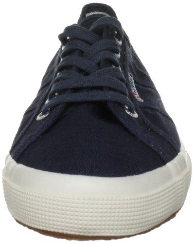 donna Sneaker 2750 Superga 940 Navy LINU Blau Blu AHtnnzwqTg