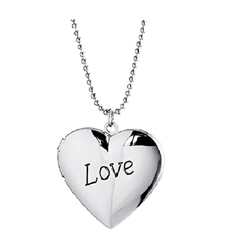 Lockets that Hold Pictures for Women,Love Heart Locket Jewelry for Mothers Day Gifts