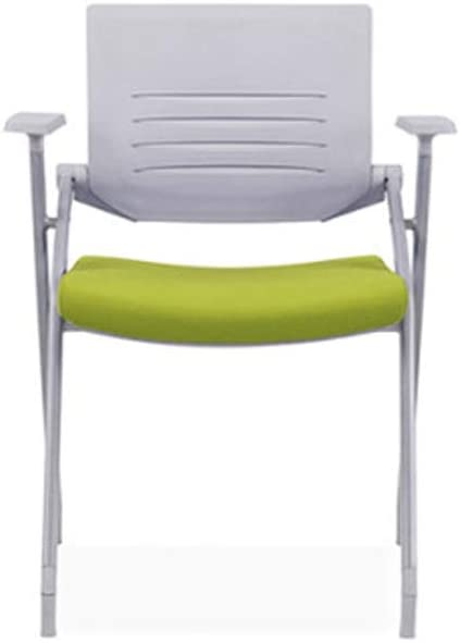 Color : Wheels, Size : 60 x 56 x 84cm Teerwere Training Chair Simple Conference Room Training Chair with Writing Board Folding Chair with Tablet Arm