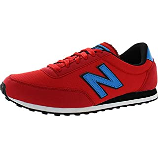 New Balance, Men, Sports Shoes, u410 Clasico, red (Rojo (sdr red)), 6.5