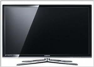"Samsung UE55C7700 LED TV - Televisor (1397 mm (55 ""), 1920 x 1080 Pixeles, 200 Hz, DVB-T/C/S, 2 piezas, 30 W) Plata"