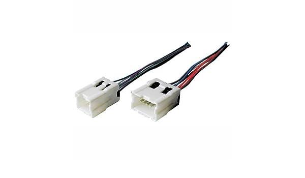 Amazon.com: Stereo Wire Harness Infiniti I35 02 03 04 2002 2003 2004 (car radio  wiring installation parts): AutomotiveAmazon.com