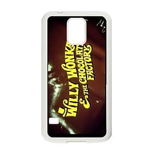Willy wonka bar chocolate series hard pattern case For Samsung Galaxy S5 WW-BAR-S062617