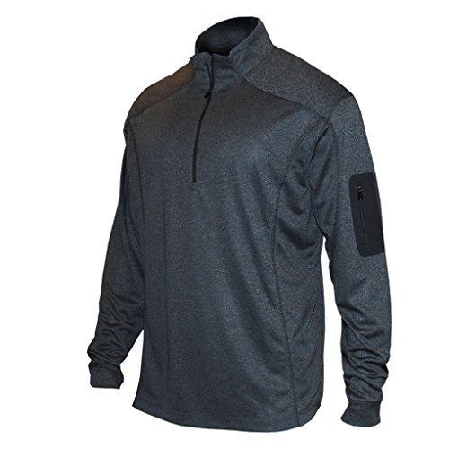 Ping Apparel Ranger Heathered Forge Iron L Mens Pullover