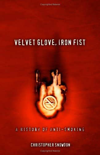 Rubies Velvet Glove (Velvet Glove, Iron Fist: A History of Anti-Smoking)