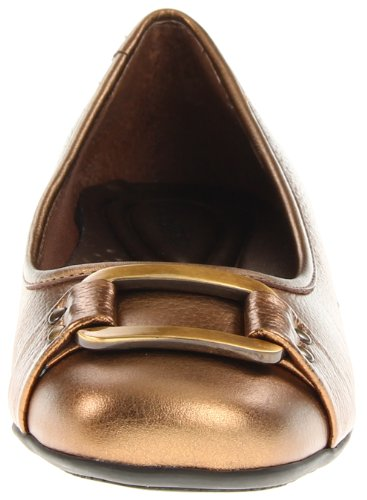 Signature US Trotters N 10 Bronze Bronze Sizzle Women's Flat Ballet qgOFRgH