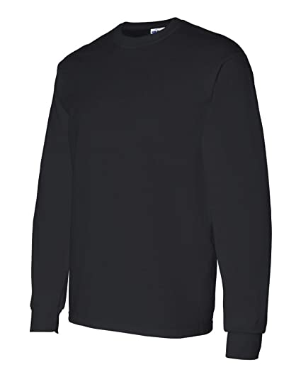 e6473357 Gildan Heavy Cotton 100% Cotton Long Sleeve T-Shirt. | Amazon.com