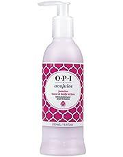 OPI Avojuice Jasmine Hand & Body Lotion, 250 ml